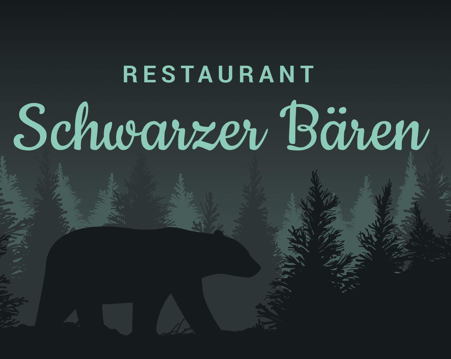 Restaurant schwarzer Bär