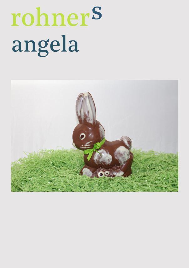 Osterhasen Angela