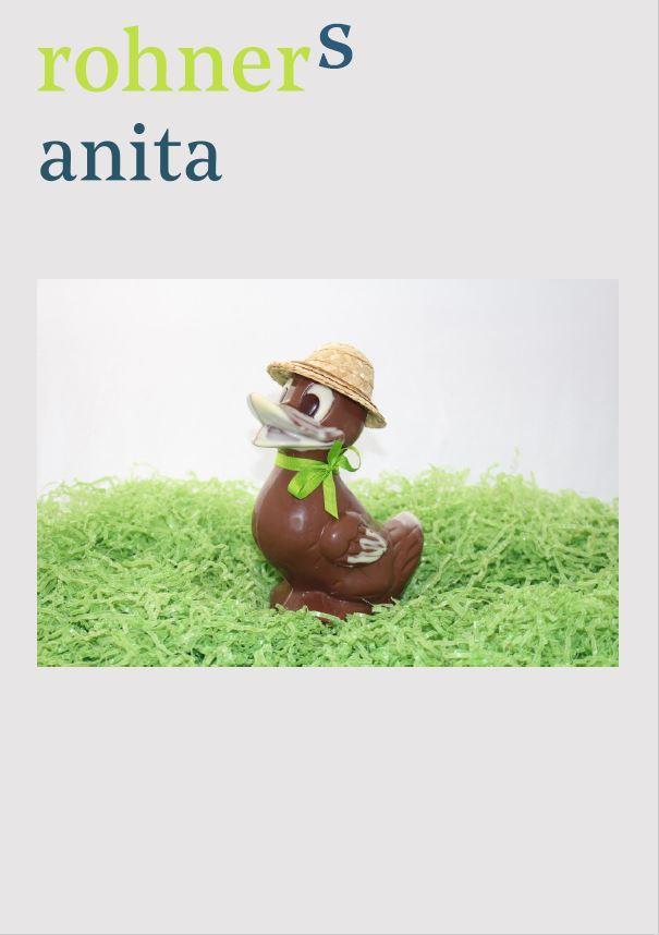Osterhasen Anita