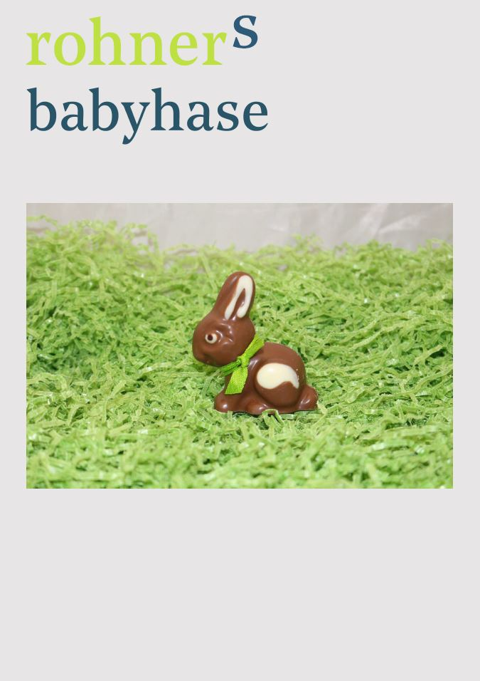 Osterhasen Babyhase