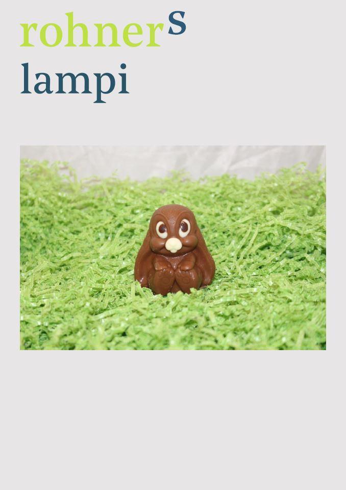 Osterhasen Lampi