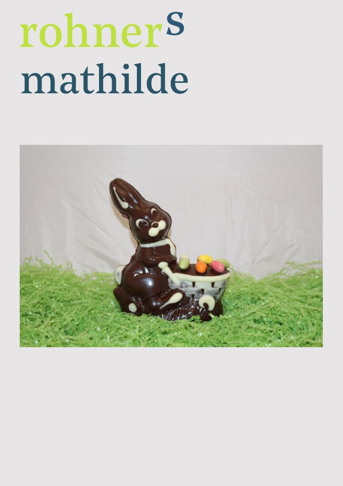 Osterhasen Mathilde