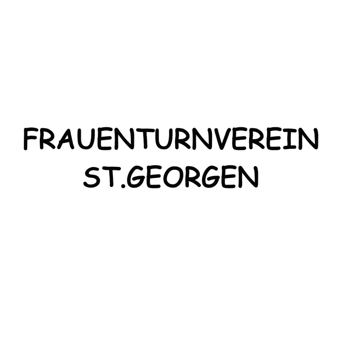 Frauenturnverein St-Georgen